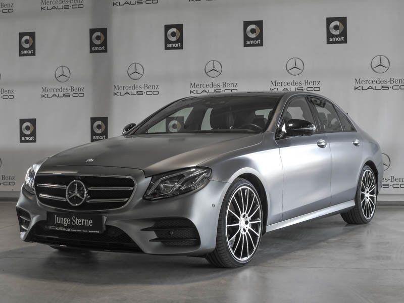 Mercedes E350 d 3,0 AMG aut. 4d - 6.518 kr.