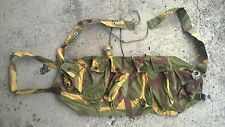 Handmade Bosnian serb army  mol68 camouflage chest rig assault vest serbia war