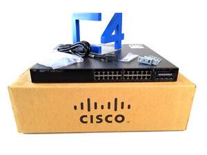 CISCO-WS-C3650-24TS-L-CATALYST-3650-24-PORT-DATA-4E-SWITCH-W-1x-Power-Fans-Ra