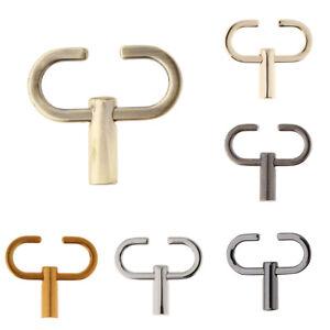 Metal-Adjustable-Bag-Strap-Buckle-Clip-Handbag-Bag-Chain-Shorten-Accessories