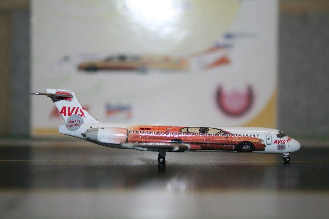 Phoenix 1 400 JetStar Boeing 717-200 VH-VQJ  Budget  (PH10082) Model Plane