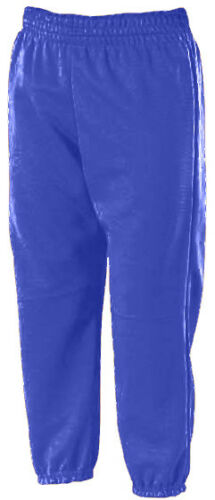 Youth//Boys Sizes XS S M L Official Pro Style Baseball Pants in Various Colors