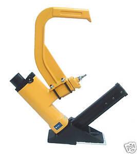 Hardwood Floor Flooring Nailer Gun