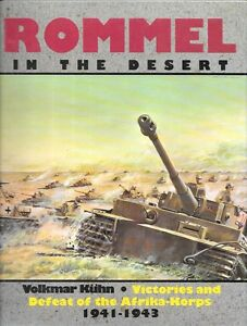 Details about Schiffer Rommel In The Desert Victory And Defeat of The  Afrika-Korps 1941-1943