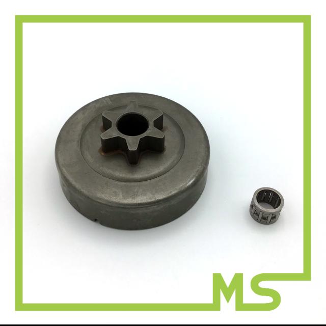 Kupplungstrommel Kettenrad passend Stihl  MS361 MS341 motorsäge kettensäge neu