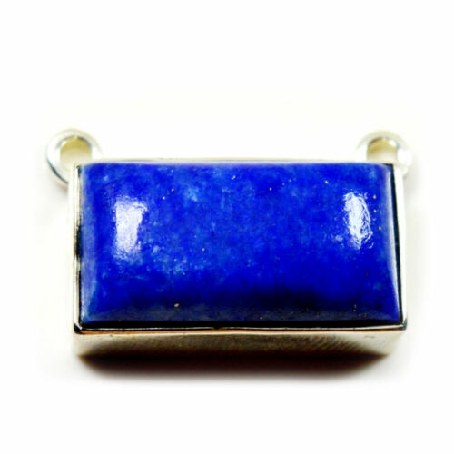 Original Blue Lapis Lazuli Pendant Necklaces Healing Sterling Silver Handcrafted