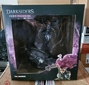 "Darksiders III 3 Apocalypse Edition Fury Figurine 10"" Rare ..."