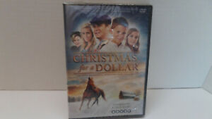 Christmas for a Dollar - Inspired by a True Story - DVD - NEW/Sealed!