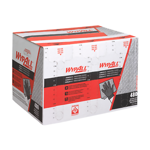 Kimberly Clark Wypall ForceMax 480 Wischtücher Ölbindetücher Wischtuch ÖL Fett