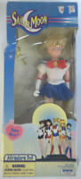 Rare 2000 sailor Moon Adventure Doll Irwin 6 W/ Cosmic Crescent Wand