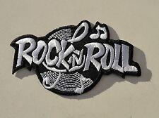 Rock`N Roll Aufnäher,Aufbügler,Iron On,Harley,Badge,Heavy,Rockabilly,Oldies