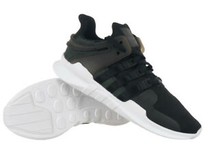 6abcbd7269 Details about adidas Originals Equipment Support Advanced Trainers Black  Everyday Shoes