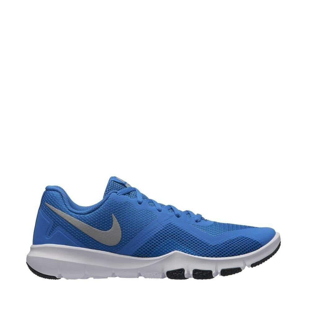 Nike UOMO Sautope Elastico Controllo II Blu argentoo Mettuttiizzato 924204-403 Sautope classeiche da uomo