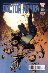 Star-Wars-Doctor-Aphra-2-Marvel-Comic-1st-Print-2016-New-NM