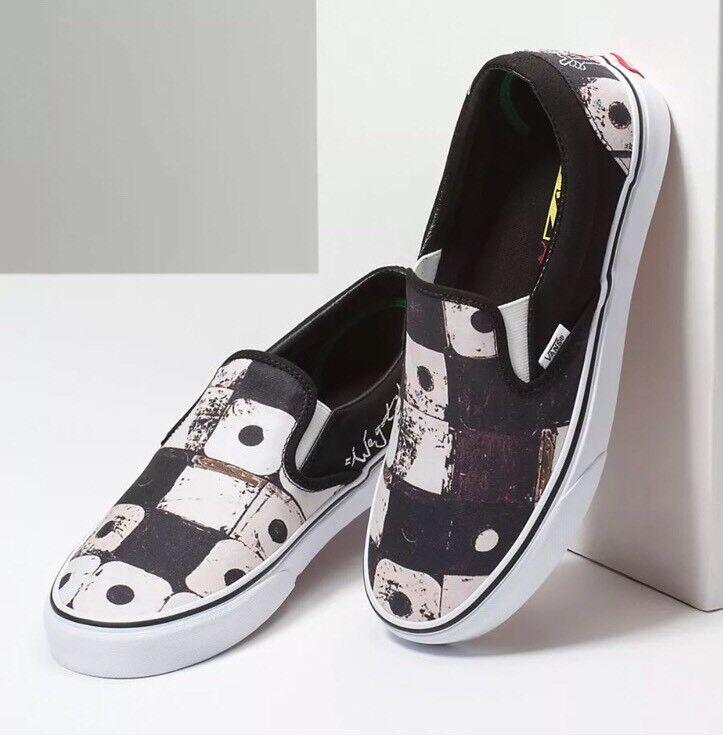 negozio online VANS x A TRIBE CALLED QUEST (ATCQ) CLASSIC SLIP SLIP SLIP ON Uomo SZ 13 MEW      Felice shopping