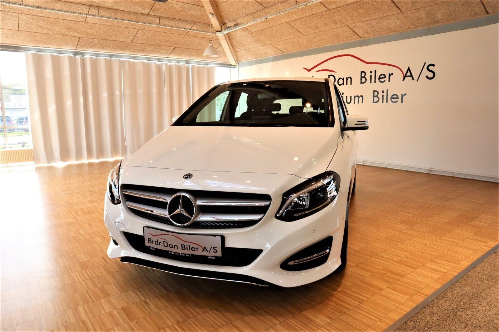 Mercedes B180 1,6 aut. 5d - 3.971 kr.