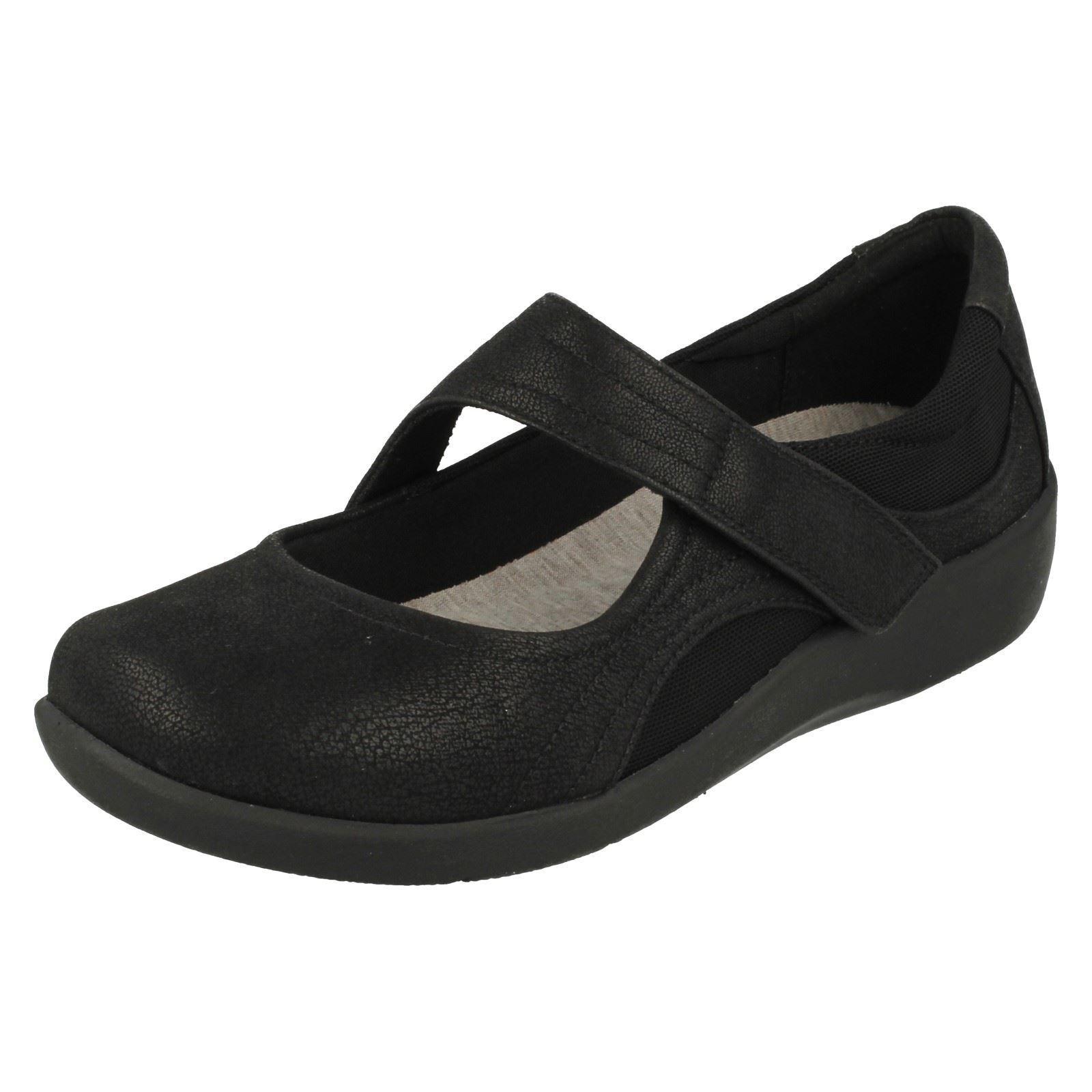 Damas Clarks Zapatos Informales cloudsteppers cloudsteppers cloudsteppers  Sillian Bella   nuevo sádico