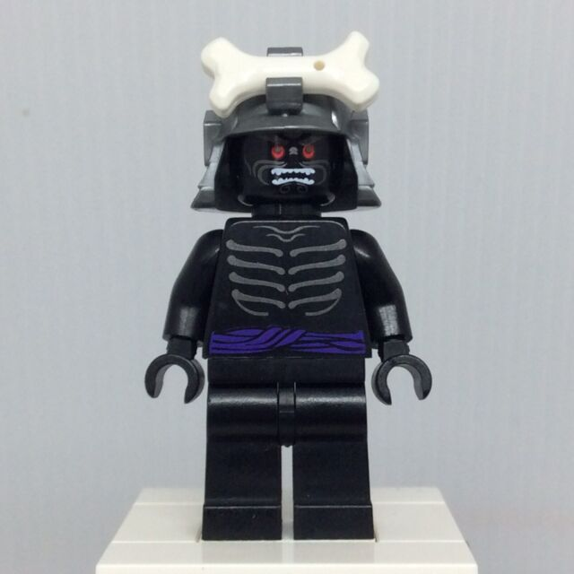 Lego Ninjago Minifigure Lord Garmadon /& Weapons 70613 70631 70656 70657 **New**