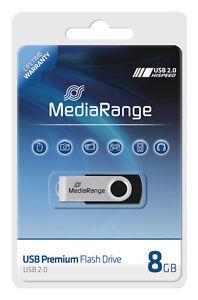 MediaRange-8-GB-USB-Stick-USB-2-0-Flash-Drive-Speicher-Stick