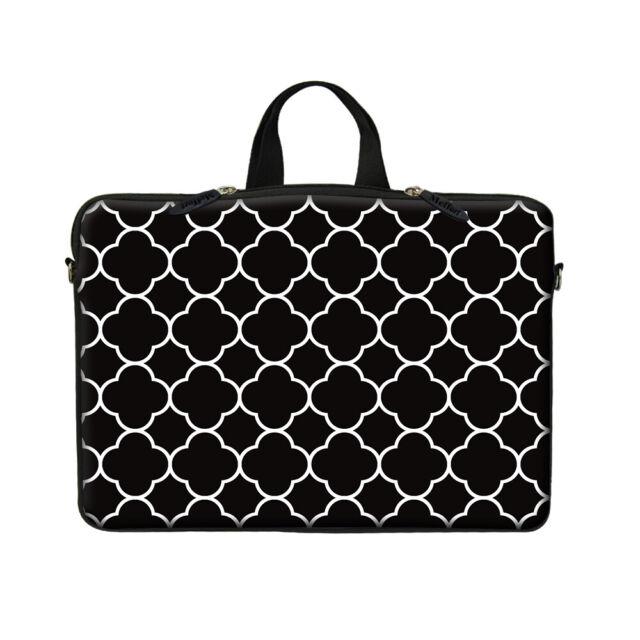 "15/"" 15.6/"" Laptop Notebook Computer Sleeve Case Bag w Hidden Handle 3010"