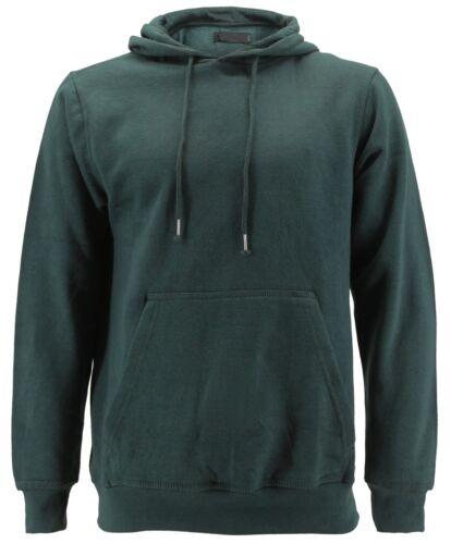 Men/'s Premium Athletic Drawstring Fleece Lined Sport Gym Sweater Pullover Hoodie