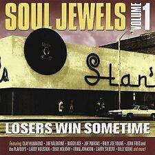 Soul Jewels, Vol. 1: Losers Win Sometimes (CD, Jun-2002, Westside Records (UK))