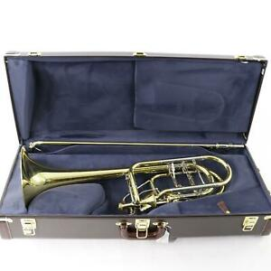 Bach-Model-50AF3-Stradivarius-Professional-Bass-Trombone-OPEN-BOX