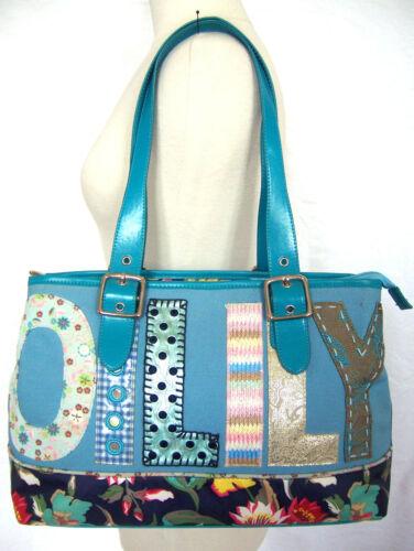 Neu Oilily Shoulder Sommertasche Tasche Schultertasche Bag Handtasche Damen qFwpaC
