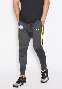 2017 Taille Nike Squad S d'entra 809707 Pantalon Man nement Gris 060 2016 City wEI0qz