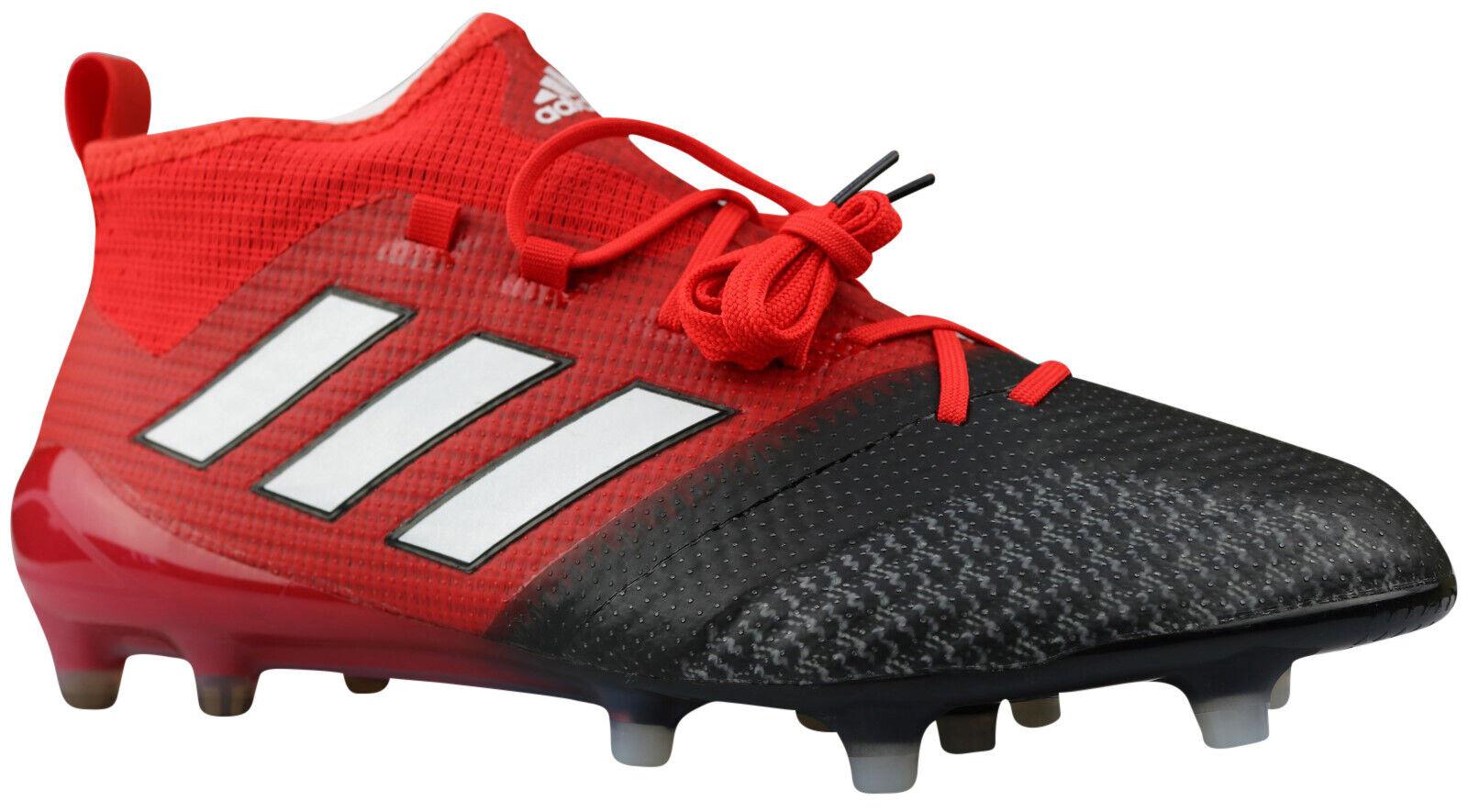 Adidas Ace 17.1 primeknit FG botas de fútbol levas negro bb4316 talla 42 & 44 nuevo