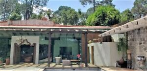 Casa en venta/renta en Avándaro, Valle de Bravo.