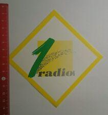 Aufkleber/Sticker: BRT 1 Radio (300816139)