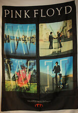 RARE Pink Floyd WYWH Wish You Were Here Cloth Fabric Poster Flag Art Banner NEW!