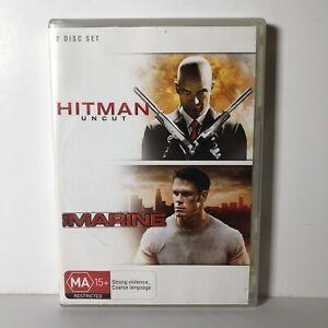Hitman-Uncut-The-Marine-DVD-2008-2-Disc-Set-Region-4