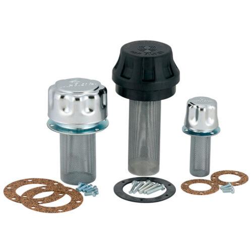 MP Filtri Hidráulico Filtros-Filler Respirador 6 Agujero Cromo C//W cesta 1-09524