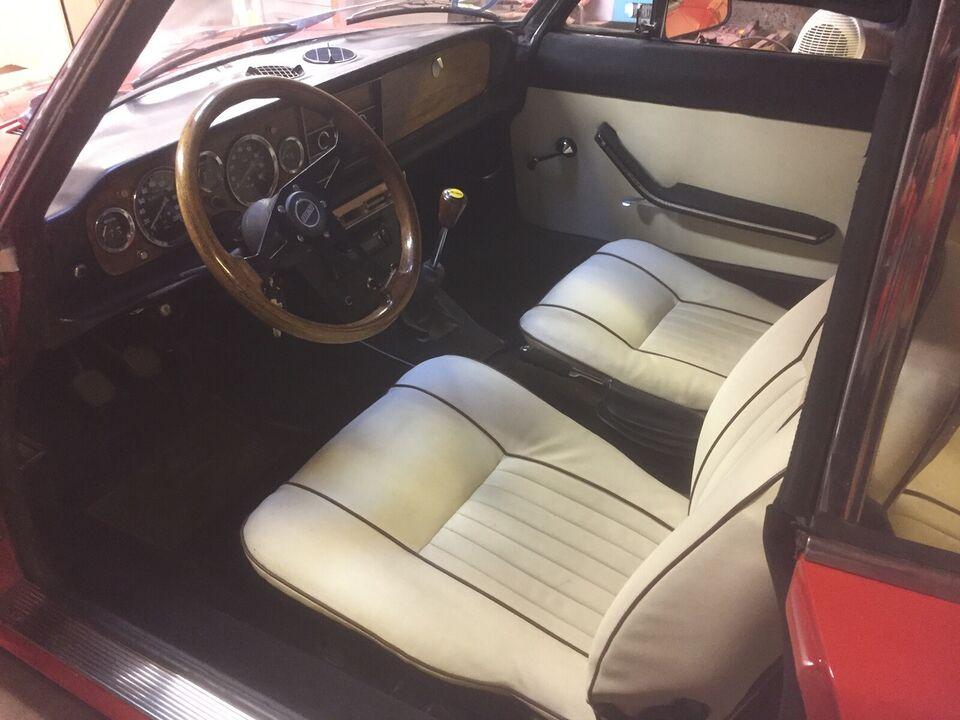 Fiat 124, 1,6 Sport Spider, Benzin