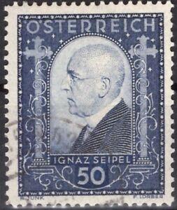 ZOR-0120-AUTRICHE-1932-N-419-IGNAZ-SEIPEL-OBL-CV-35-00