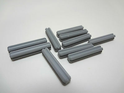 Lot of 20 4519 Axle 3 NEW LEGO Light Bluish Gray Technic