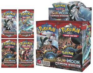 Pokemon-SM-Crimson-Invasion-Booster-Box-BRAND-NEW-AND-SEALED-TCG-36-packs