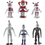 Indexbild 8 - Five Nights at Freddy's Action Figure Pack Set FNAF Nightmare Doll Toy Birthday