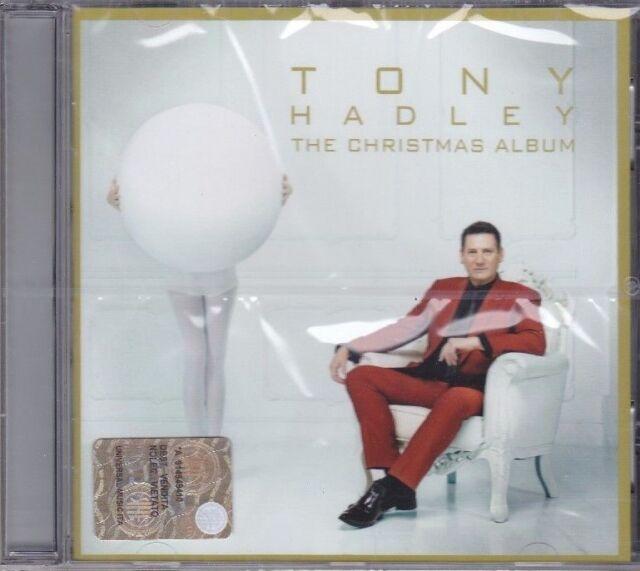 CD ♫ Compact disc «TONY HADLEY ♪ THE CHRISTMAS ALBUM» nuovo