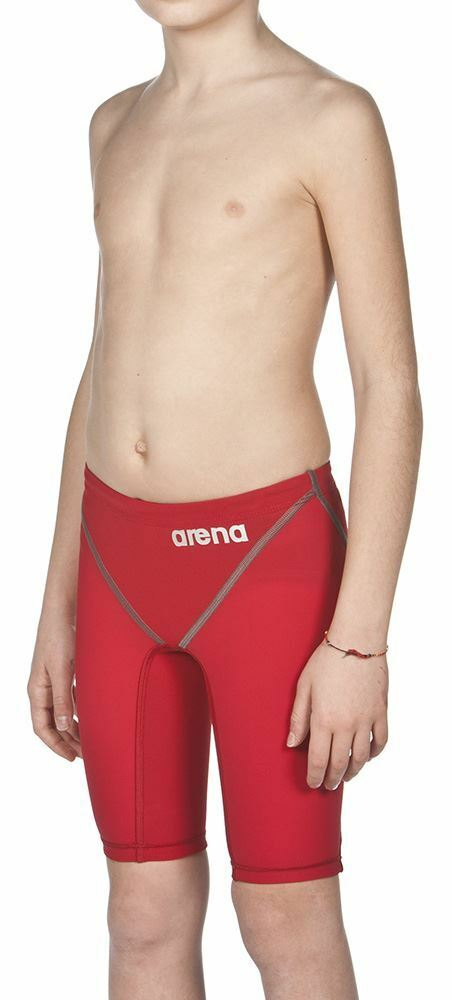 Arena- Boys Powerskin ST 2.0- Red- Junior Jammers
