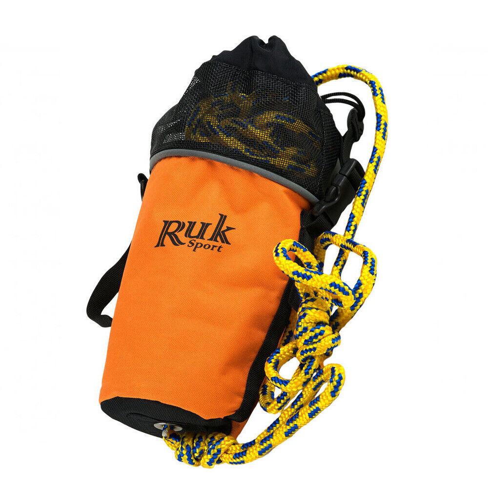 Watersports Kayak Saftey River Rescue RUK Throwline Rope
