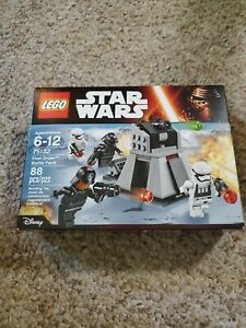 LEGO® Star Wars First Order battle Pack 75132 NEW Retired Stormtroopers