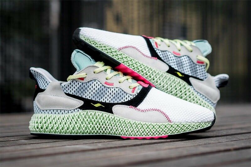 Adidas ZX 4000 4D Consortium 7.5 futurecraft Brand New B42203 Confirmed Order