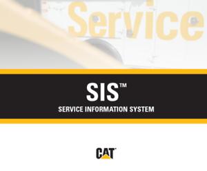 CATERPILLAR CAT SIS 01 2018 3D Parts Full DVDs DOWNLOAD VERSION