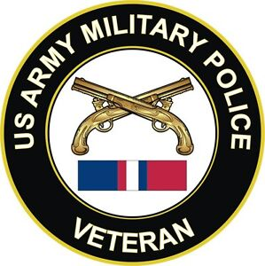 Army-Military-Police-Kosovo-Veteran-5-5-034-Decal-Sticker-039-Officially-Licensed-039