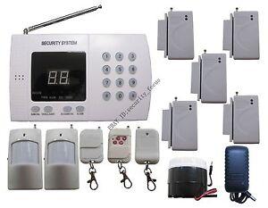 C73-99-Zones-Wireless-PIR-Home-Security-Alarm-Burglar-System-Auto-Dial-Dialing