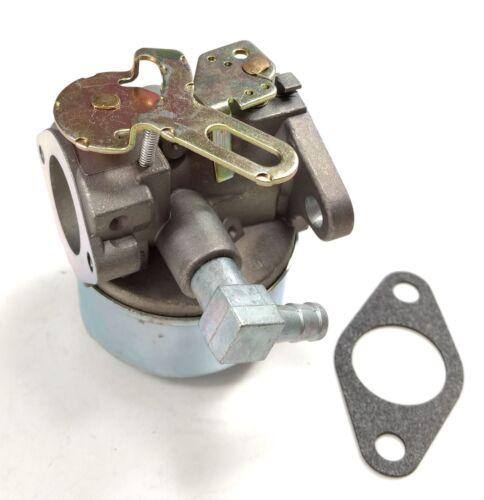 Carburetor  For Tecumseh 640084 640084A 640084B 632107//A Snowblower Carb  C-16-1