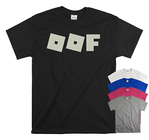 OOF Funny Roblox Children's Kids T-shirt Gaming Top Tee Gift Idea Gamers New